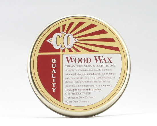 CO Wood Wax 90g