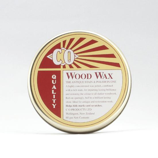 CO Wood Wax 90g