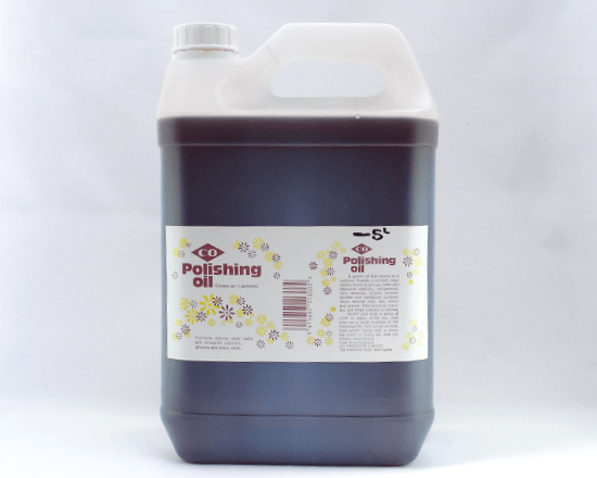co polishing oil 5 ltr